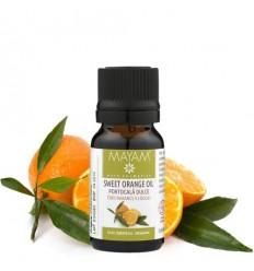 Ulei esenţial de portocală dulce Bio Mayam 10ml