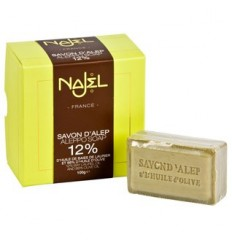 Sapun de Alep Najel Collection 12,5% -100g