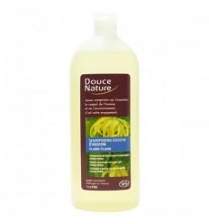 Sampon & Gel de dus exotic fara sulfati, cu ylang-ylang 1L