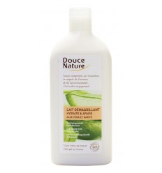 Lapte demachiant hidratant cu aloe vera