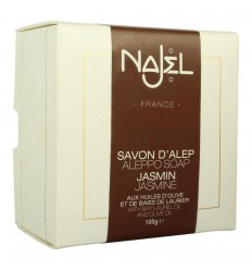 Sapun de Alep Najel Collection cu iasomie 100g