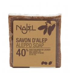 Sapun de Alep Najel 40% ulei de dafin 185 gr