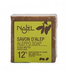 Sapun de Alep Najel 12% ulei de dafin-170g
