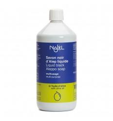 Detergent universal cu sapun negru de Alep