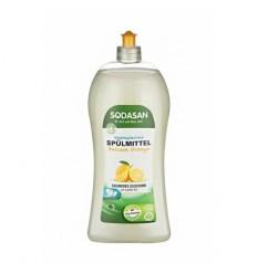 Detergent de vase cu portocale 1l Sodasan