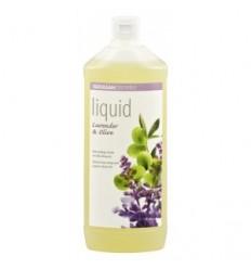 Săpun lichid si gel de dus bio din plante Lavanda-Măsline 1L