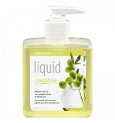 Săpun lichid si gel de dus bio Bio Sensitiv - 300ml Sodasan