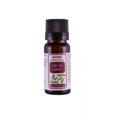 Ulei esential pur de Salvia Sclarea Bione, 10 ml