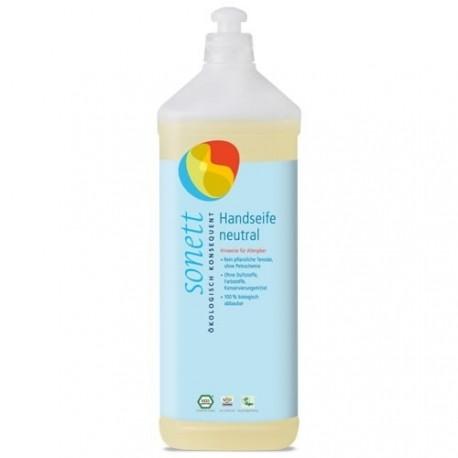 Sapun Lichid Ecologic - Neutru 1 Litru Sonett