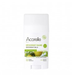 Deodorant bio eficacitate maxima - lamaie+mandarine verzi 40g