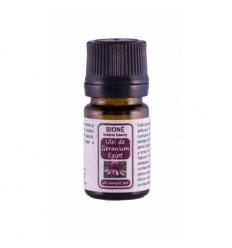 Ulei esential de Geranium Egipt Bione, 5 ml