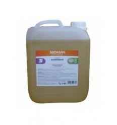 Solutie Bio Pentru Podele Cu Santal 5 L Sodasan