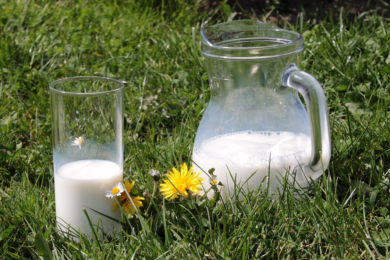 Laptele și influența asupra tenului